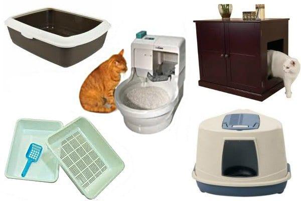 туалет для кошки