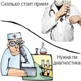 оплата и диагностика