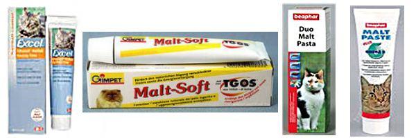 malt-soft пасты
