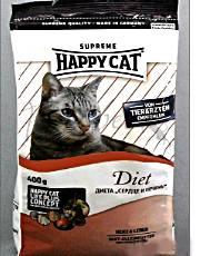 диета для сердца кошки