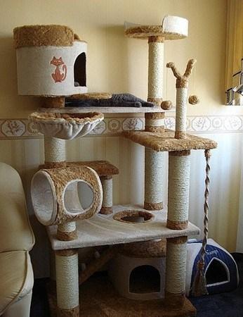 Домики для кошек и котов